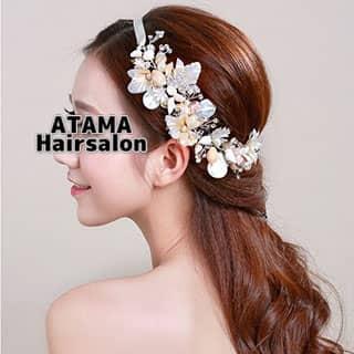 タニヤATAMAサロンのヘアアクセサリーイメージ