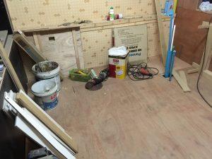 バンコクATAMAサロンの新店舗の個室の工事内容