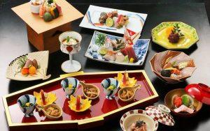 バンコクATAMAヘアーサロンの和食イメージ