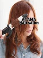 バンコクATAMAヘアーサロンのゴージャスミックス巻きイメージ