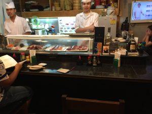 バンコクタニヤ日本料理居酒屋魚ふく