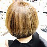 バンコクATAMAヘアーサロンの本日のヘアメ