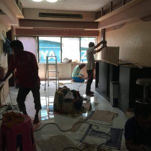 バンコクATANMAサロンの新店舗工事内容