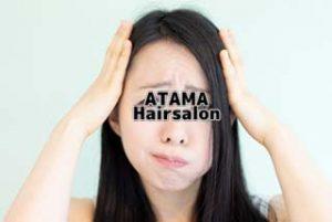 バンコクATAMAヘアーサロンの白髪悩みイメージ