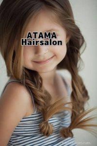 バンコクATAMAヘアーサロンの子供(キッズ)ヘアースタイルイメージ