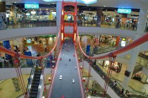 バンコクアソークにあるショッピングモールターミナル21