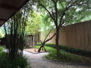 バンコク湯の森温泉銭湯露天風呂