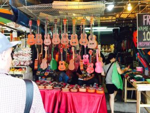 バンコク最大級の市場JJマーケット