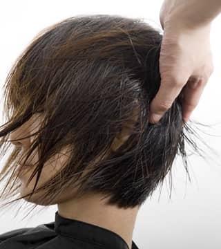 バンコクATAMAヘアーサロンのブローイメージ