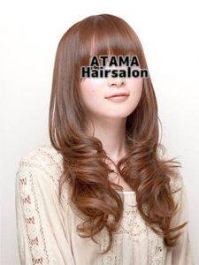 バンコクATAMAヘアーサロンのデジタルパーマイメージ